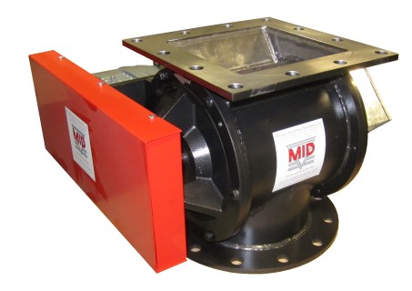 Made to fit rotary valve